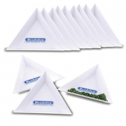 Beadalon Triangle Bead Trays White