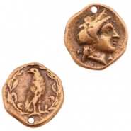 Charms TQ metal Roman coin Copper (Nickel Free)