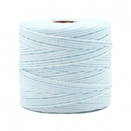 Nylon S-Lon cord 0.6mm Soft Sky Blue