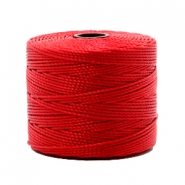 Nylon S-Lon cord 0.6mm Shanghai Red