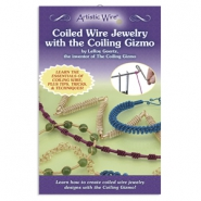 Artistic Wire Tools Coiled Wire Jewelry Booklet .