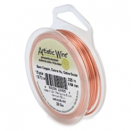 22 Gauge Artistic Wire Bare Copper