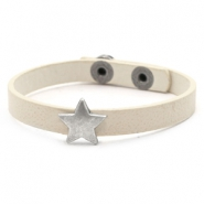 Ready-made bracelets stud star Off White