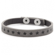 Ready-made bracelets stars Dark Grey