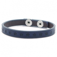 Ready-made bracelets stars Dark Blue