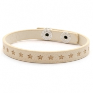 Ready-made bracelets stars Off White