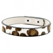 Ready-made bracelets leopard Off White