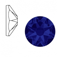 Swarovski Elements 2088-SS 34 flat back (7mm)  Xirius Rose Cobalt Blue