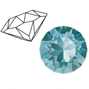 Swarovski Elements 1088-SS 39 chaton ( 8mm) Light turquoise