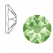 Swarovski Elements 2088-SS 34 flat back (7mm)  Xirius Rose Chrysolite Green