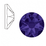 Swarovski Elements 2088-SS 34 flat back (7mm)  Xirius Rose Purple Velvet