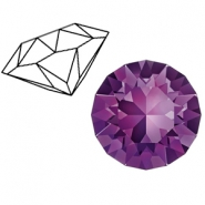Swarovski Elements 1088-SS 39 chaton ( 8mm) Amethyst Purple