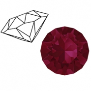 Swarovski Elements 1088-SS 29 chaton ( 6.2mm) Ruby Red