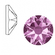 Swarovski Elements 2088-SS 34 flat back (7mm)  Xirius Rose Light Amethyst Purple