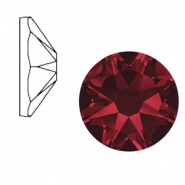 Swarovski Elements 2088-SS 34 flat back (7mm)  Xirius Rose Siam Red