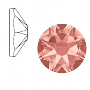 Swarovski Elements 2088-SS 34 flat back (7mm)  Xirius Rose Rose Peach