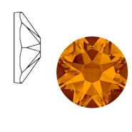 Swarovski Elements 2088-SS 34 flat back (7mm)  Xirius Rose Tangerine Orange