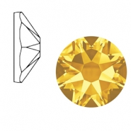 Swarovski Elements 2088-SS 34 flat back (7mm)  Xirius Rose Sunflower Yellow