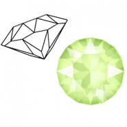 Swarovski Elements 1088-SS 39 chaton ( 8mm) Crystal Lime