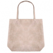 Fashion shopper bag Light Taupe