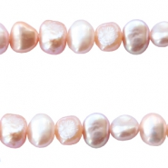 Freshwater pearls nugget 7-8mm Light Pink