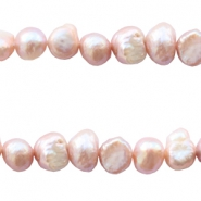 Freshwater pearls nugget 4-5mm Light Pink
