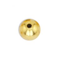 Beadalon Memory wire end caps 5mm Gold