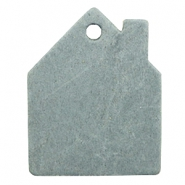 DQ European leather pendants house Grey