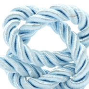 Trendy cord weave 6mm Light blue