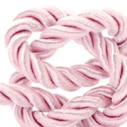 Trendy cord weave 6mm Light pink
