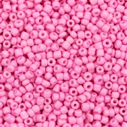 Glass seed beads 12/0 (2mm) Aurora Pink