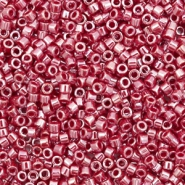 Miyuki beads delica's 11/0 Opaque Luster Cadillac Red DB-1564