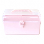 Jewellery storage case Pink