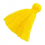 Tassels basic 2cm Yellow