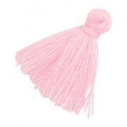 Tassels basic 2cm Light Pink