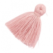 Tassels basic 2cm Antique Pink