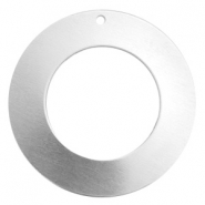 ImpressArt stamping blanks charms ring 32mm Alkeme Silver