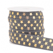 Elastic ribbon stars Grey