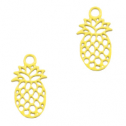Bohemian charms pineapple Yellow (nickel free)