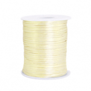 Satin wire 1.5mm Tender Yellow