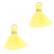 Tassels 1.5cm Gold-Sunshine Yellow