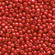 Glass seed beads 12/0 (2mm) Crimson Red