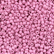 Glass seed beads 12/0 (2mm) Taffy Pink