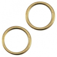 Jewellery findings DQ European closed rings