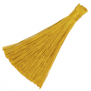 Tassels 8cm Golden Yellow
