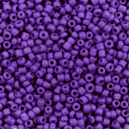 Glass seed beads 12/0 (2mm) Tillandsia Purple