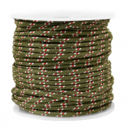 Maritime cord 2mm Army Green