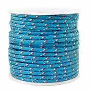 Maritime cord 2mm Blue