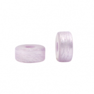 Polaris beads disc 4mm Pastel Lilac