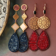 NEW Check out all crochet pendants here